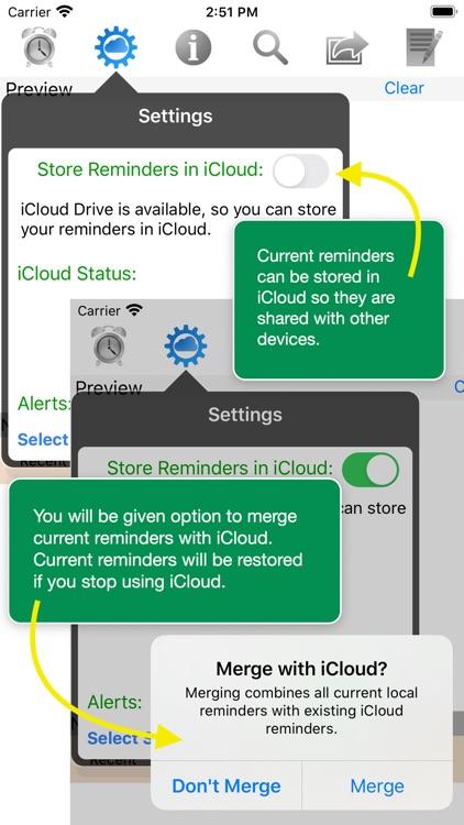 Menu Minder - To Do Reminders screenshot-9