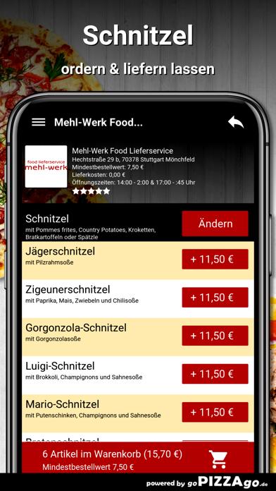 Mehl-Werk Stuttgart Mönchfeld screenshot 6