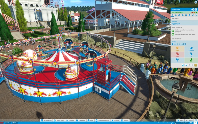 Planet Coaster screenshot 6