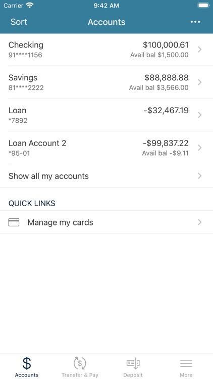 MV Bank Mobile Banking