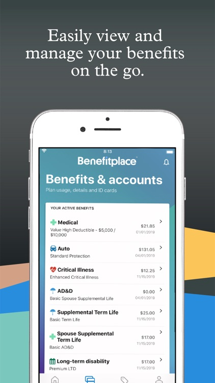 Benefitplace screenshot-3