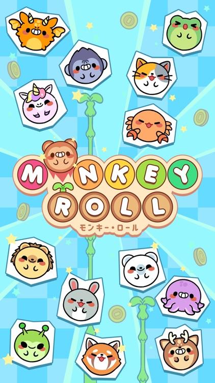 Monkey Roll: Kawaii Climb