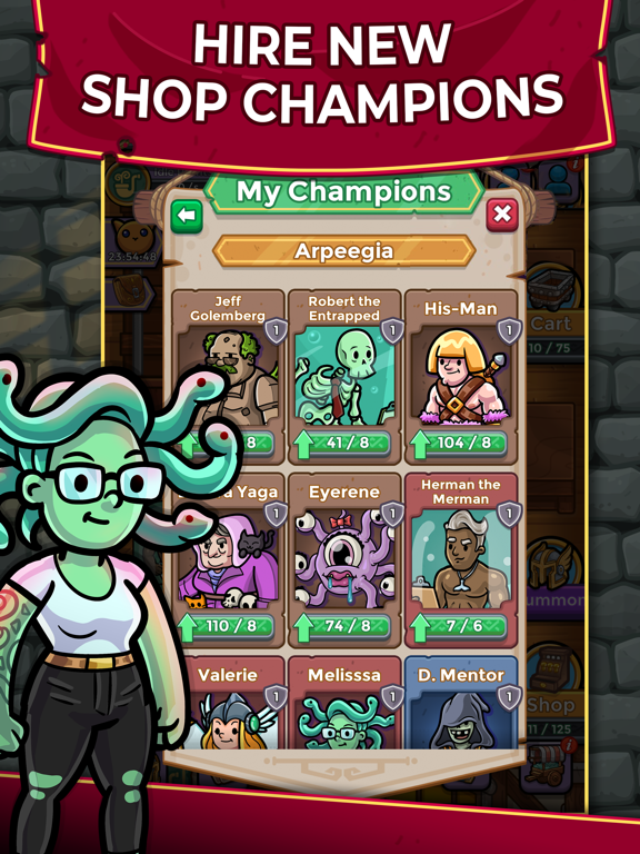 Dungeon Shop Tycoonのおすすめ画像3