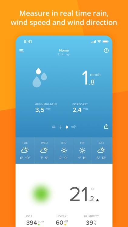 Netatmo Weather screenshot-3