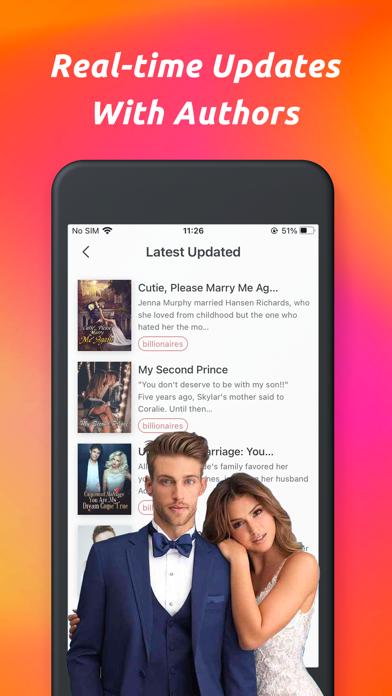 FoxNovel-Read & Story Books Screenshot