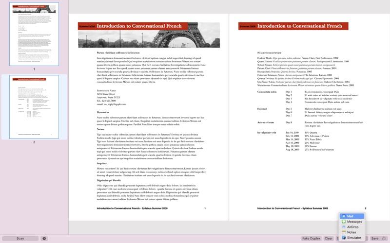 PDFScanner Screenshot