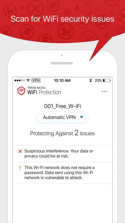 Trend Micro WiFi Protection screenshot-3