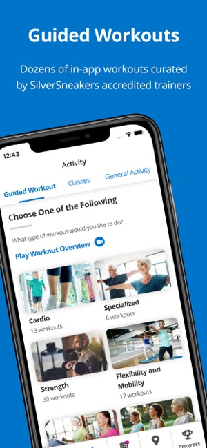 SilverSneakers GO on the App Store