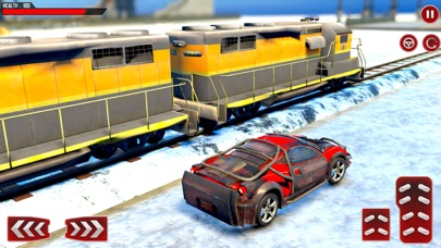 Train Car Derby Crash Sim 3D screenshot 4