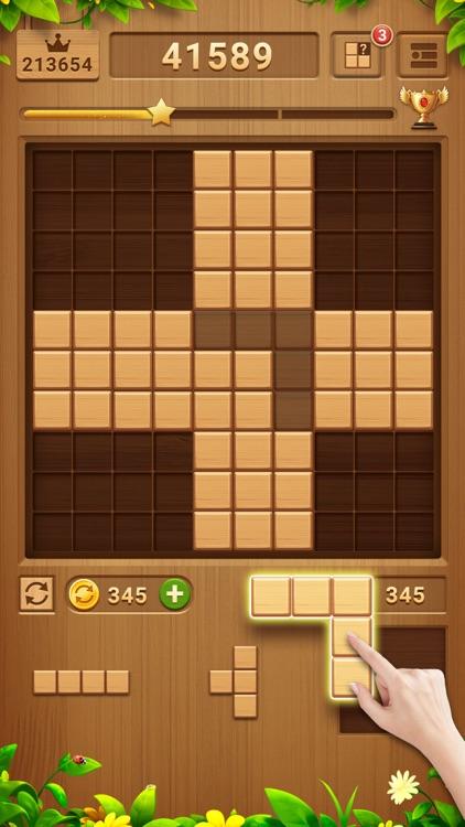 Block Puzzle - Brain Games screenshot-4