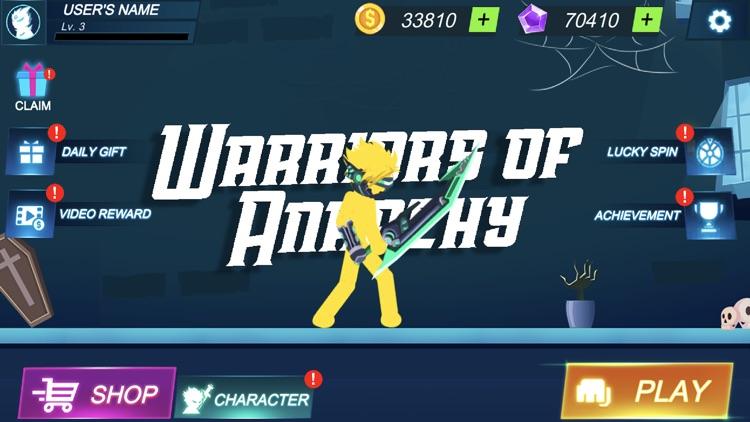 Warriors Of Anarchy screenshot-3