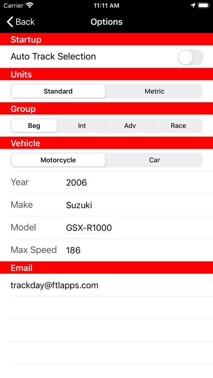 TrackDay Pro screenshot-6