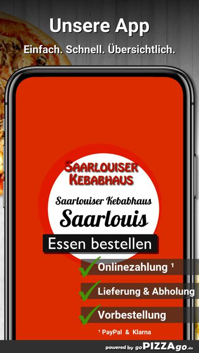 Saarlouiser Kebabhaus Saarloui screenshot 2