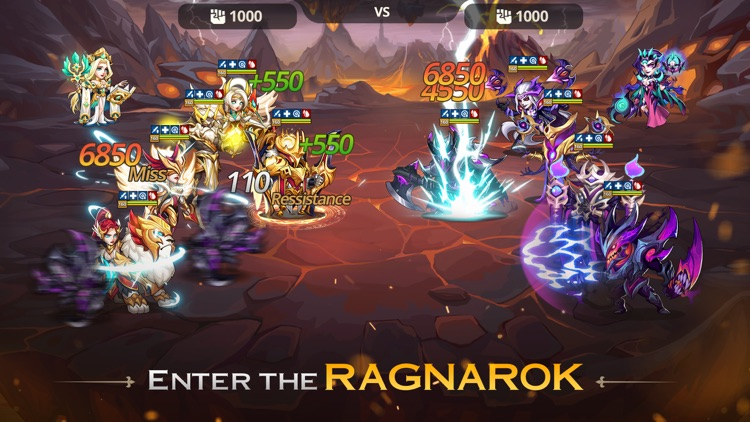 Summoners Era: Idle Battle RPG screenshot-3