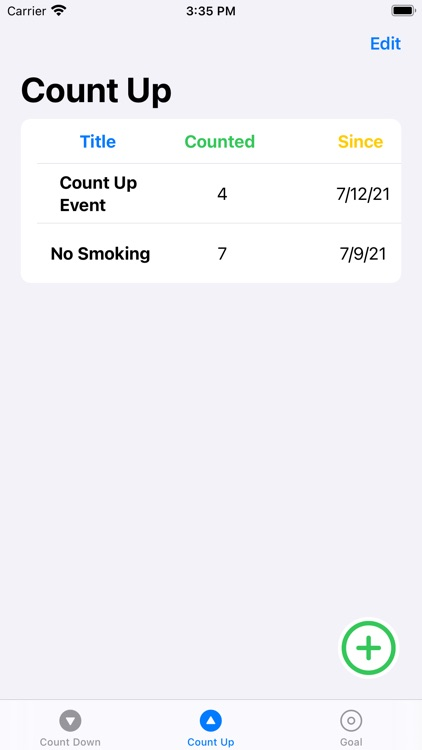 Day Counter : Tack Your Goal screenshot-3