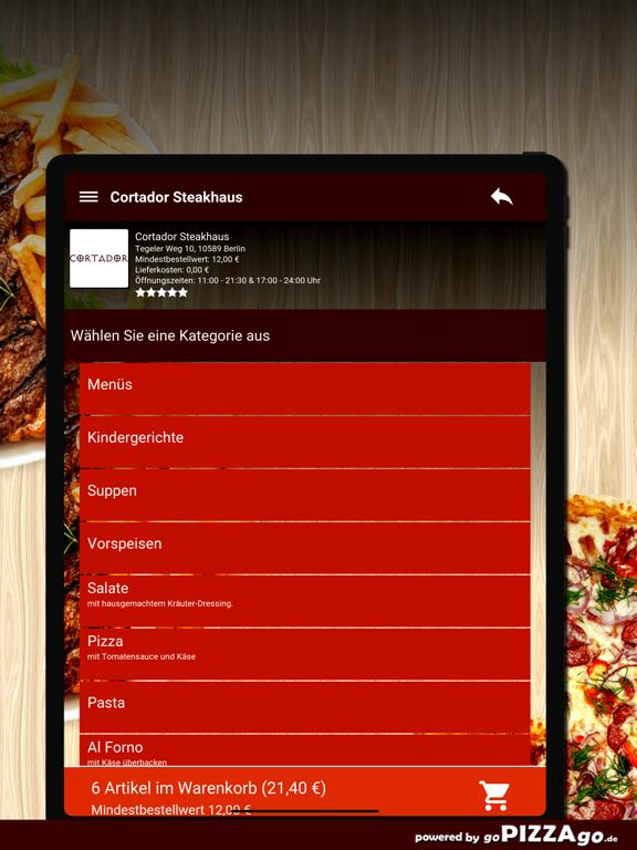 Cortador Steakhaus Berlin screenshot 8