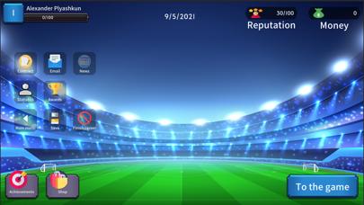 Screenshot 1 of Football Referee Simulator App