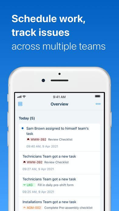 Fluix - Docs & Task Workflow ScreenShot3