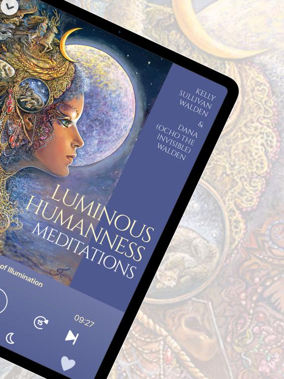 Luminous Humanness Meditations screenshot 11