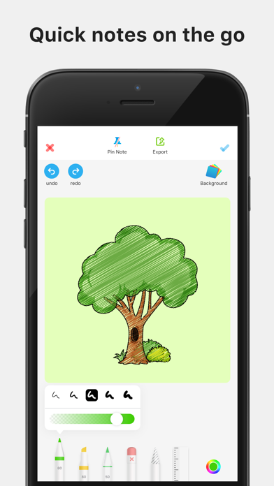 Color Note - Notepad screenshot 4
