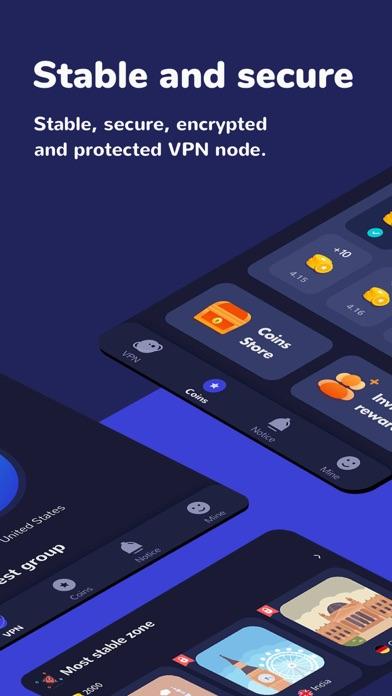 Rabbit VPN - Super Smart VPNلقطة شاشة3