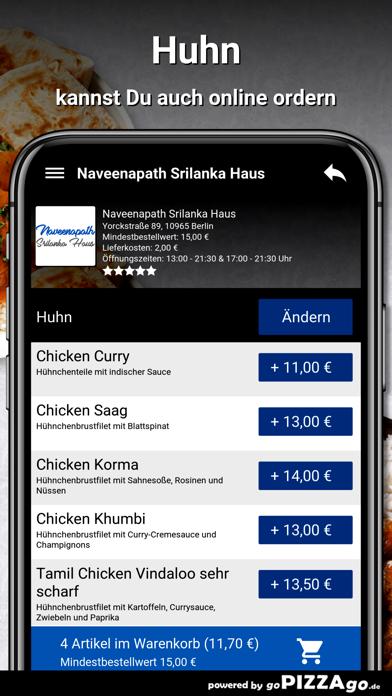 Naveenapath Srilanka Haus Berl screenshot 5