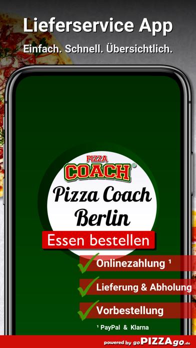 Pizza Coach Berlin screenshot 2