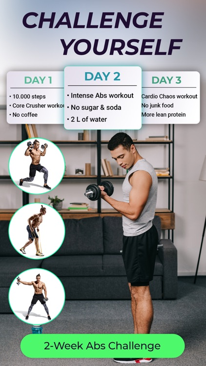 At Home Workouts by Daily Burn screenshot-9