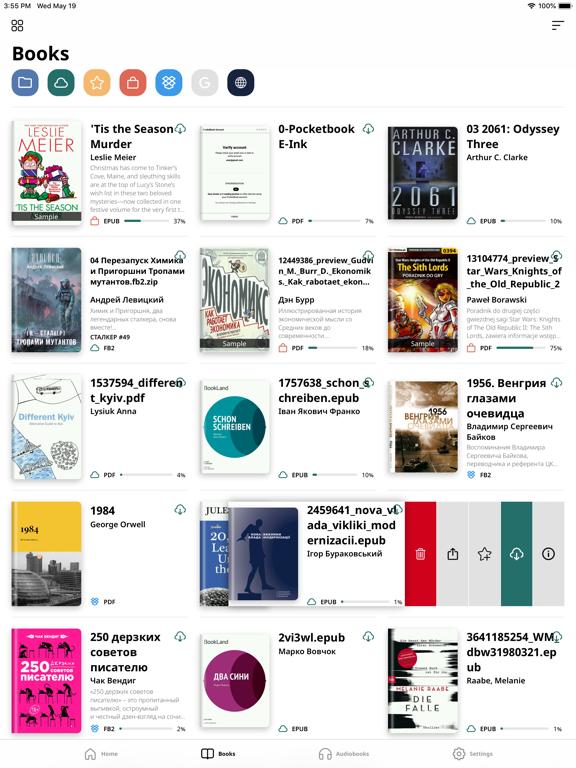 PocketBook Readerのおすすめ画像3