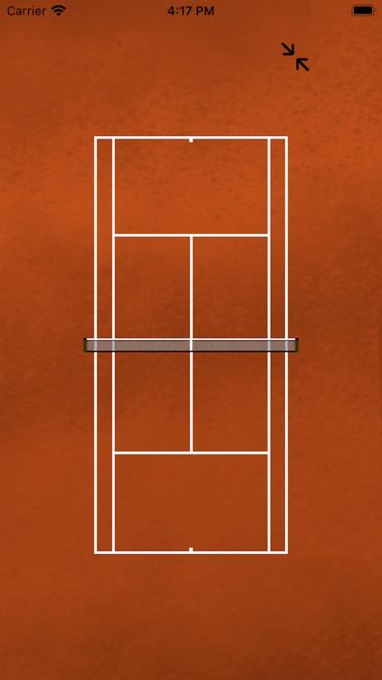 Tennis Playboard screenshot-4
