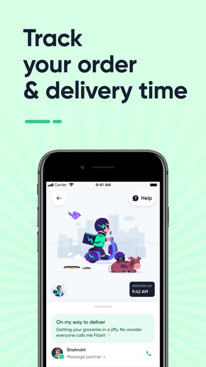 Dunzo: Grocery Delivery App screenshot-7