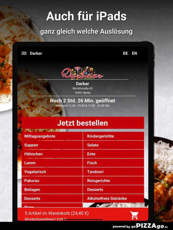 Darbar Berlin screenshot 7