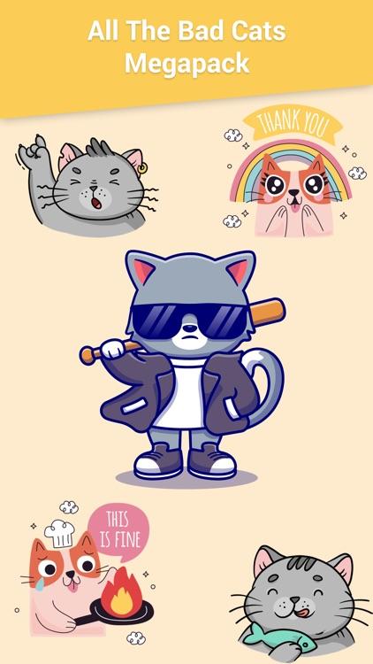 Bad Cats Megapack