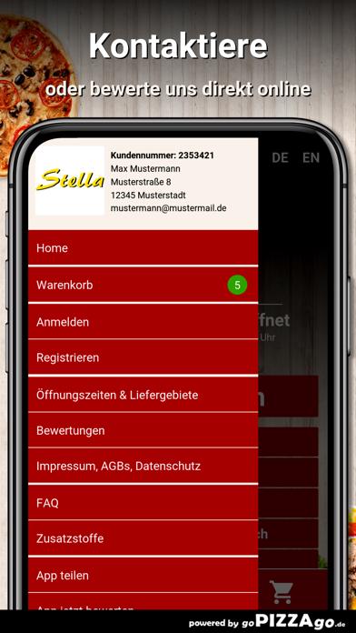 Pizzeria Stella Parsberg screenshot 3