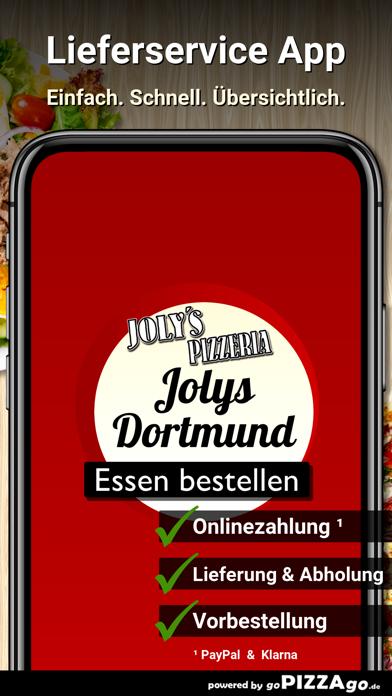 Jolys Pizzeria Dortmund screenshot 1