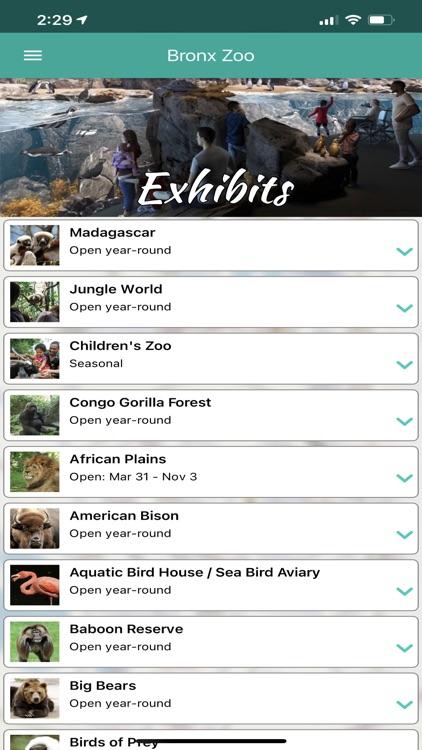 Bronx ZooScape screenshot-6