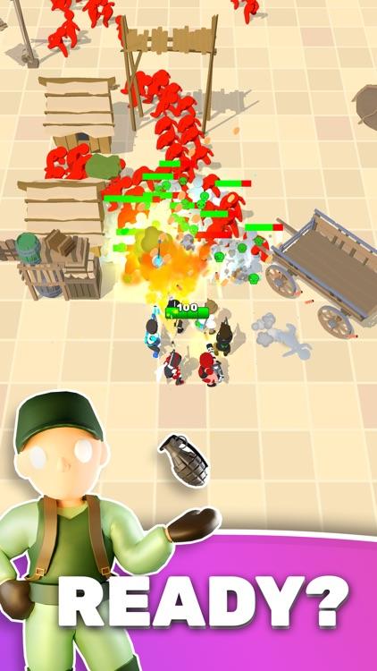 Hero Squad! screenshot-3