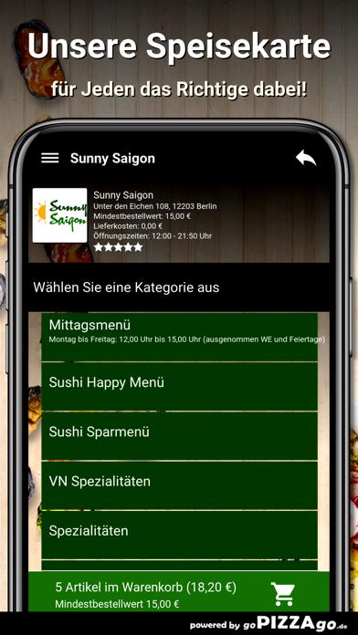 Sunny Saigon Berlin screenshot 4