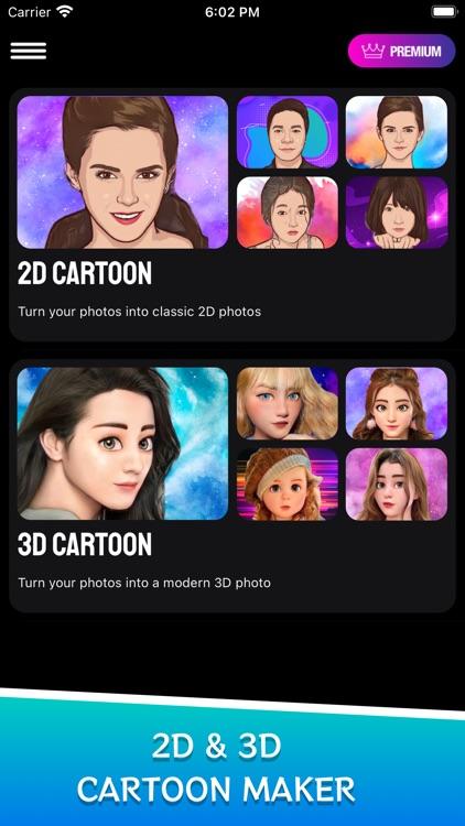 Photo To Cartoon AI Anime me