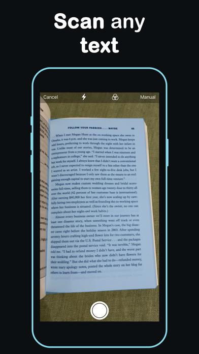 Listen - Text To Speech screenshot 3