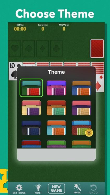 Solitaire Games #1 screenshot-6