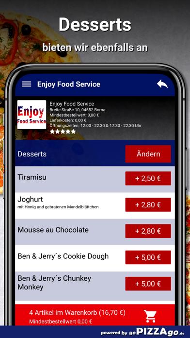 Enjoy Food Service Borna screenshot 6