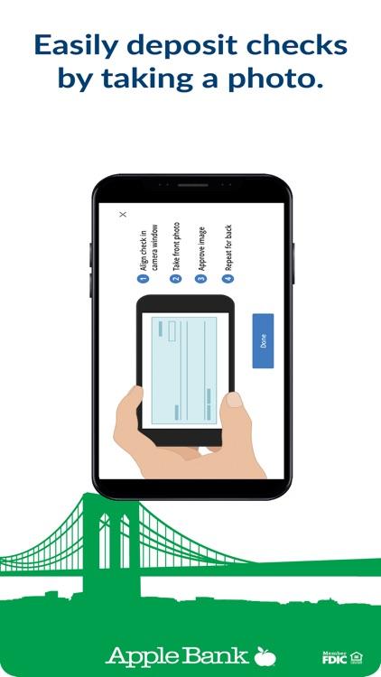 Apple Bank Mobile Banking screenshot-4