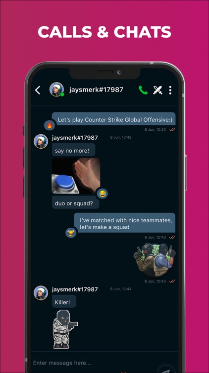 PLINK – Team Up, Chat, Play screenshot-6