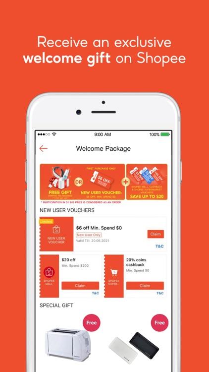 Shopee: #1 Online Platform screenshot-7