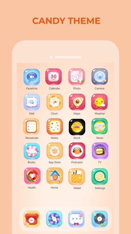 Icon Changer: Aesthetic Themer screenshot-6