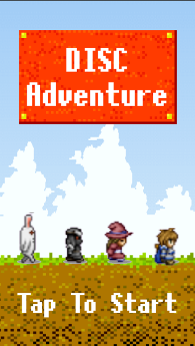 DISC Adventure screenshot 1