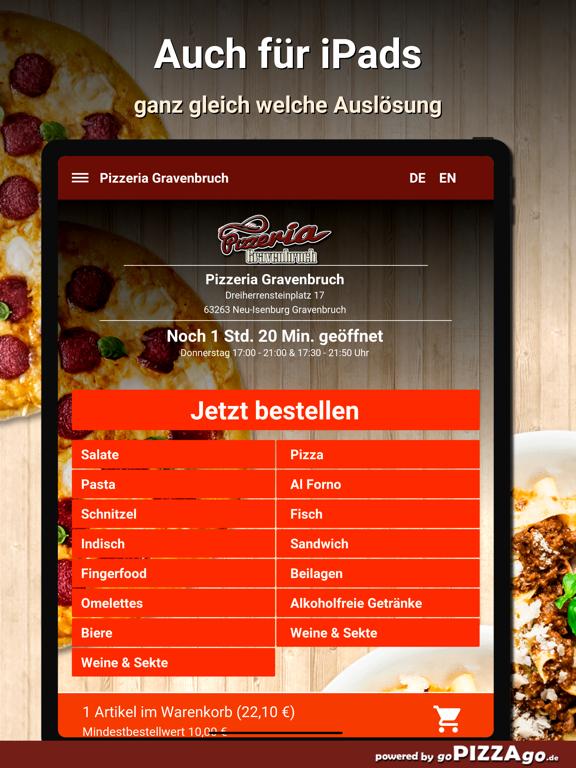 Pizzeria Gravenbruch Neu-Isenb screenshot 7