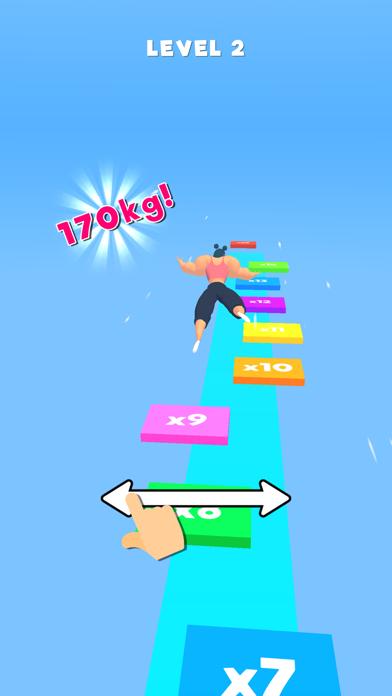 Weight Runner 3D screenshot 4
