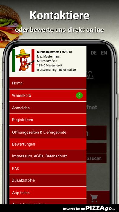 La Vida Mexicana Vierkirchen screenshot 4